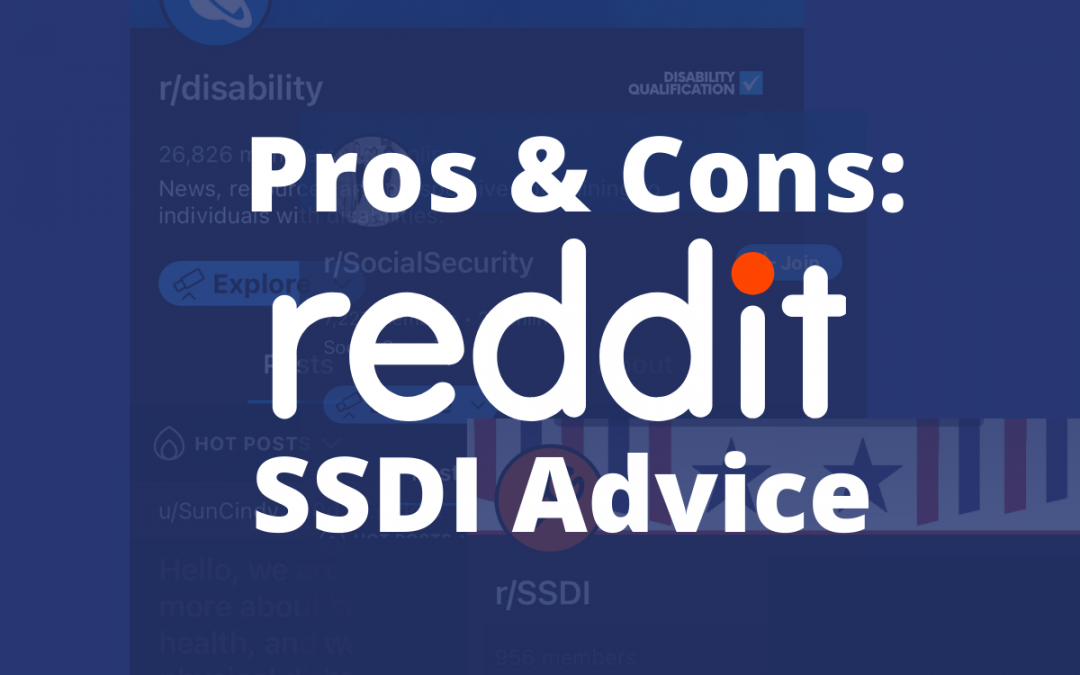 Reddit SSDI Advice: Disability Lawyer Reviews Pros & Cons